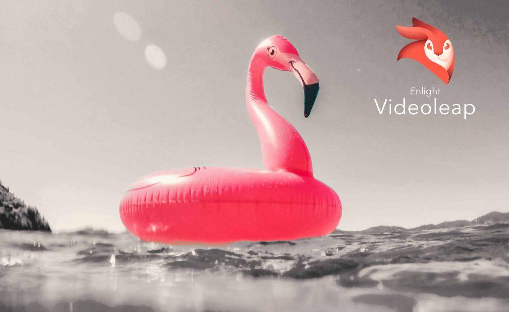 Demo pictures from Enlight Videoleap app