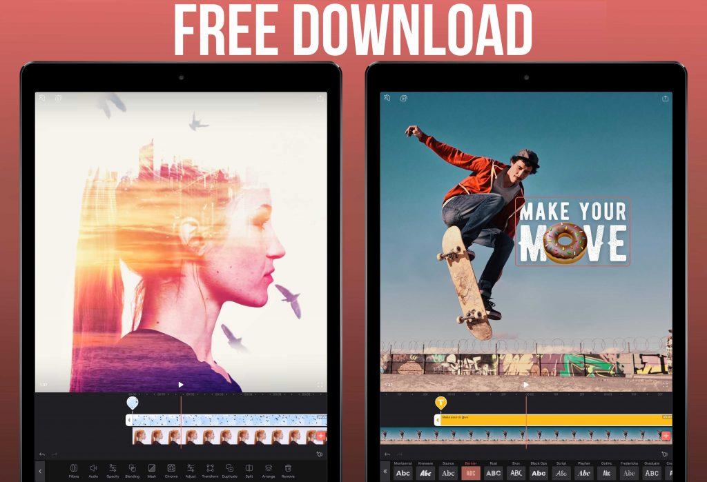 Videoleap free downlaod tutorial