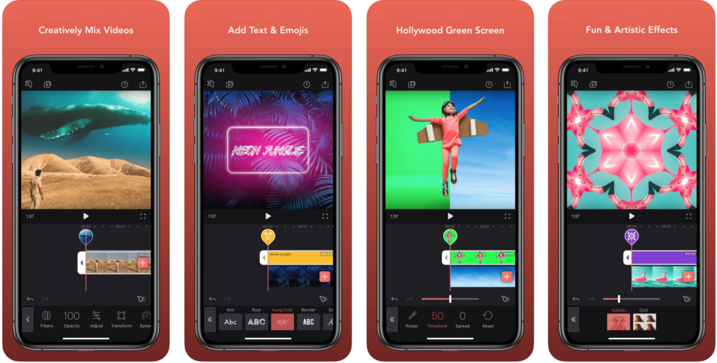 Videoleap Android Application for Free